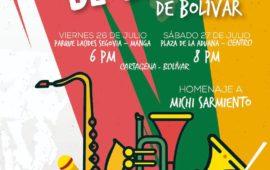 Cartagena vivirá el Festival Departamental de Bandas de Bolívar