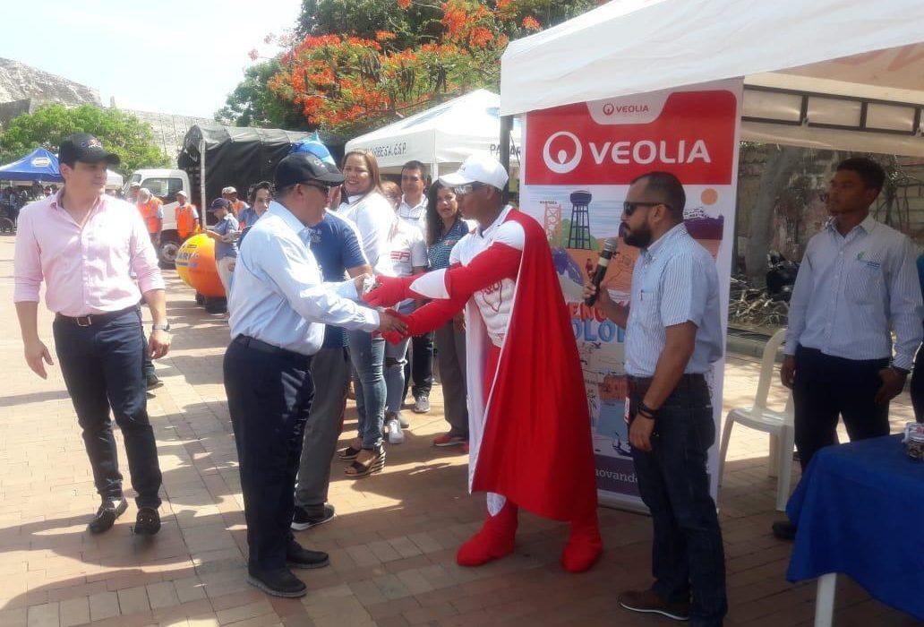 Plan operativo de Veolia para la temporada turística de mitad de año