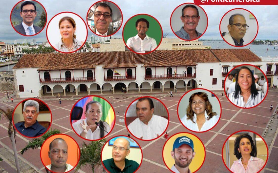 Del frío al calor: las estrategias precampaña a la alcaldía de Cartagena