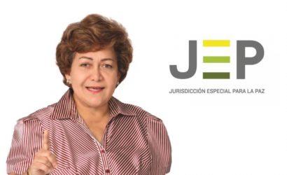 Senadora Daira Galvis pide acogerse a la JEP