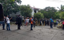Se recuperan vías públicas en Contadora II y III