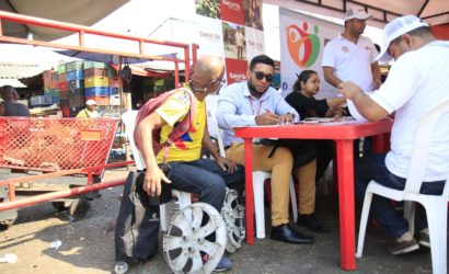 Primera Feria Micro Financiera Distrital 2019