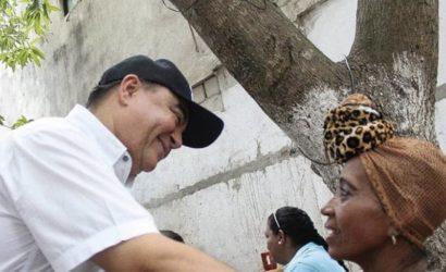 William García Tirado inscribe hoy su candidatura a la Alcaldía de Cartagena