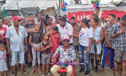 Luis Cassiani a la defensa de las poblaciones más vulnerables