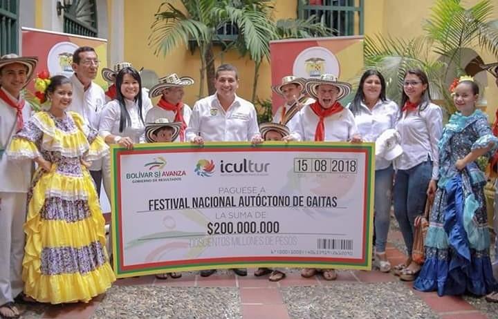 El Festival Autóctono de Gaitas: patrimonio de los bolivarenses
