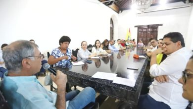 Photo of Alcalde William Dau Chamatt tuvo su primera reunión con los concejales