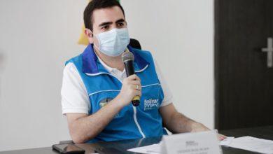Photo of Gobernador Vicente Blel logra gratuidad de matrículas para estudiantes de la Universidad de Cartagena y Unibac