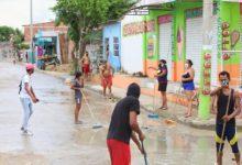 Photo of Distrito y comunidad de El Pozón se unen en Lavatón por la vida