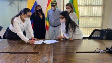 Photo of Distrito se pronuncia por la firma del convenio con el Centro de Pensamiento de Cartagena y Bolívar