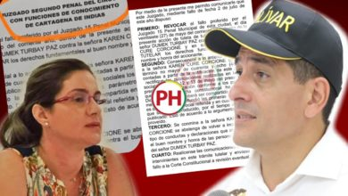 Photo of Segunda derrota judicial de Karen Cure y Giovanni Meza contra el exgobernador Dumek Turbay