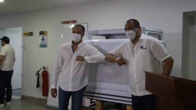 Photo of Robot donado a la Universidad de Cartagena permitirá procesar 1.500 pruebas de COVID-19 al día